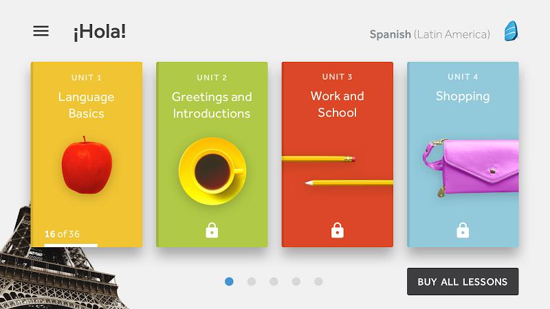 Rosetta Stone: Learn to Speak & Read New Languages Screenshot 6