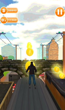 Skating Subway Surfers 1.0.1.5 screenshot 485245