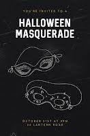 Halloween Masquerade - Halloween item