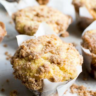 Cinnamon Coffee Cake Muffins Recipe