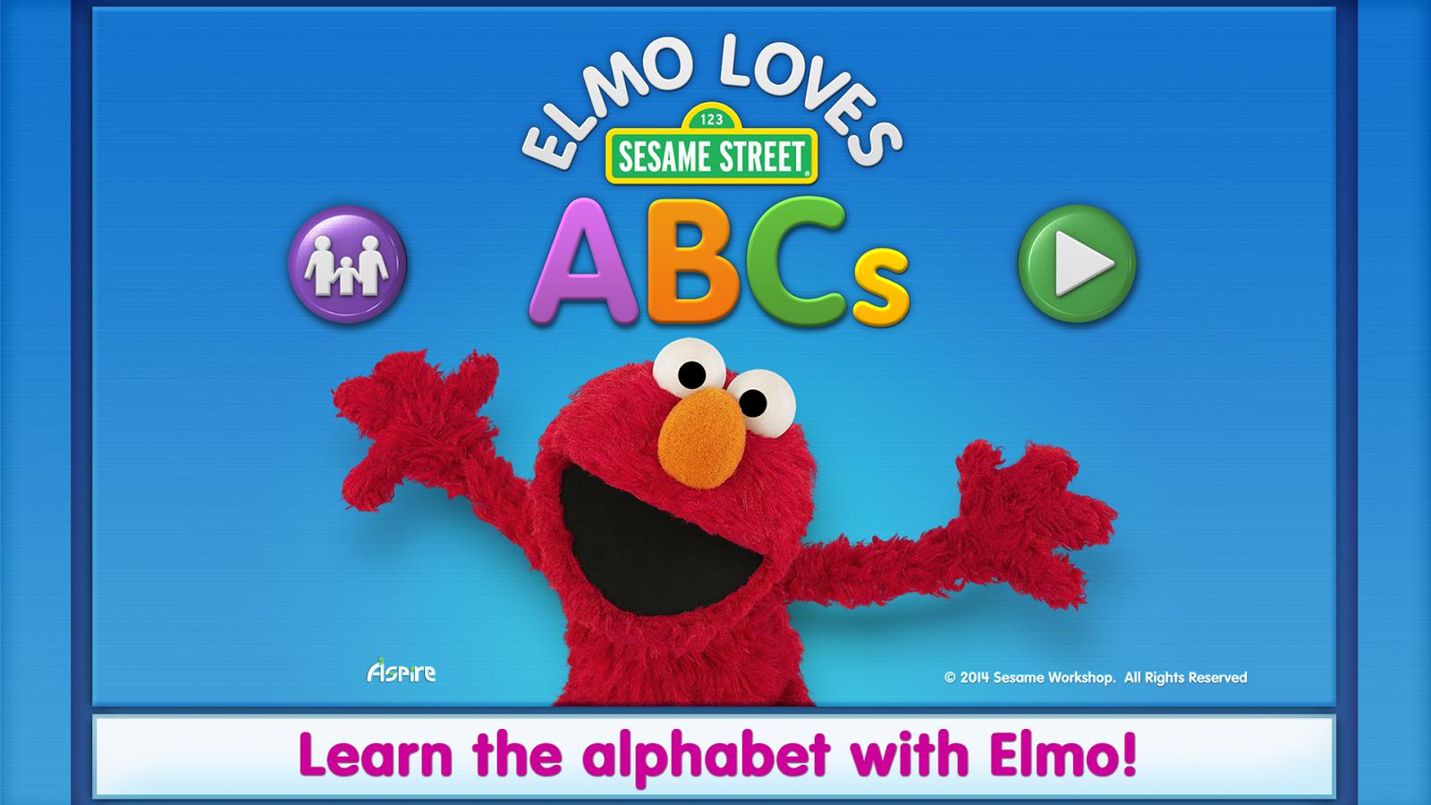 Elmo loves abcs android apps on google play for Elmo abc