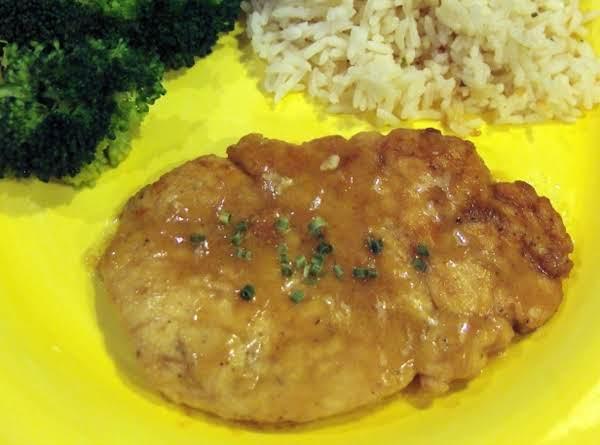 Chicken Scallopine - Easy