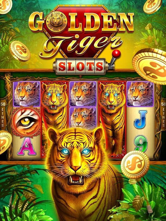 Tiger Casino Slots