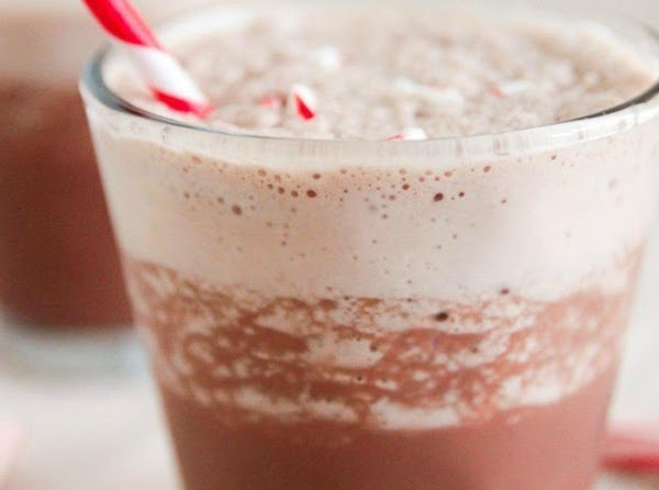 Skinny Frozen Hot Chocolate Recipe