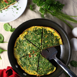 Healthy Vegetable Frittata Recipes