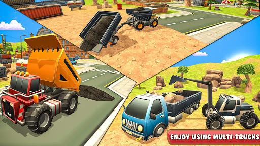 Loader & Dump Construction Truck 1.1 screenshots 5