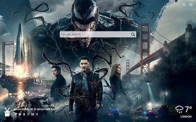 Venom Movie Hd Venom Tab Baru Customized Wallpapers Hd