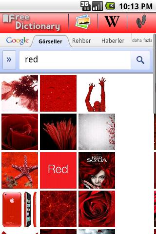 Free Dictionary Org screenshot 2
