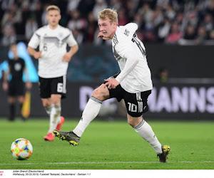 Un international allemand dans le viseur de la Juventus