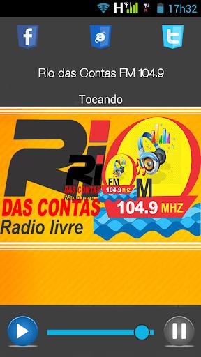 Rio das Contas FM 104 9