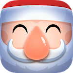 Swipe Santa Out! Icon