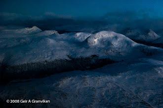 Photo: Tromsdalstinden, Tromsø