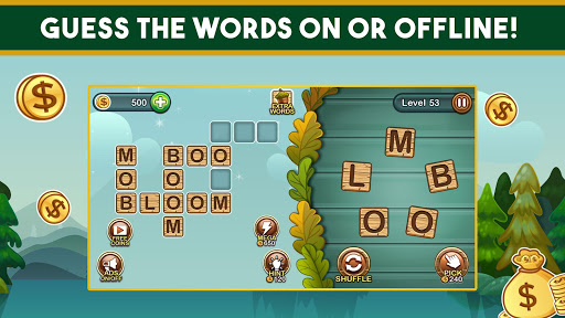 Word Nut: Word Puzzle Games & Crosswords 1.129 screenshots 4