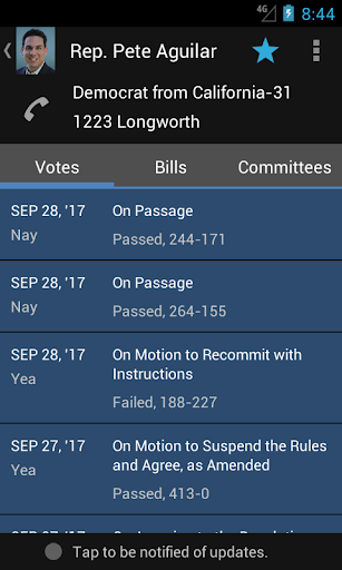 Congress screenshot 2