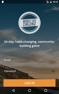 Whole Life Challenge- screenshot thumbnail