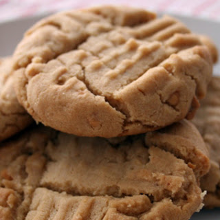 Becel Anything Goes Cookie Dough Peanut Butter Cookies