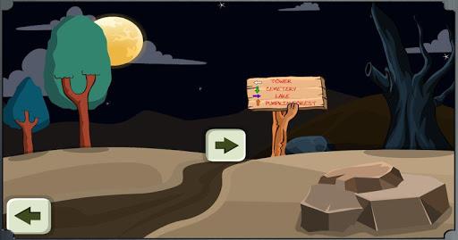 玩免費解謎APP|下載Halloween The Witch Garden app不用錢|硬是要APP