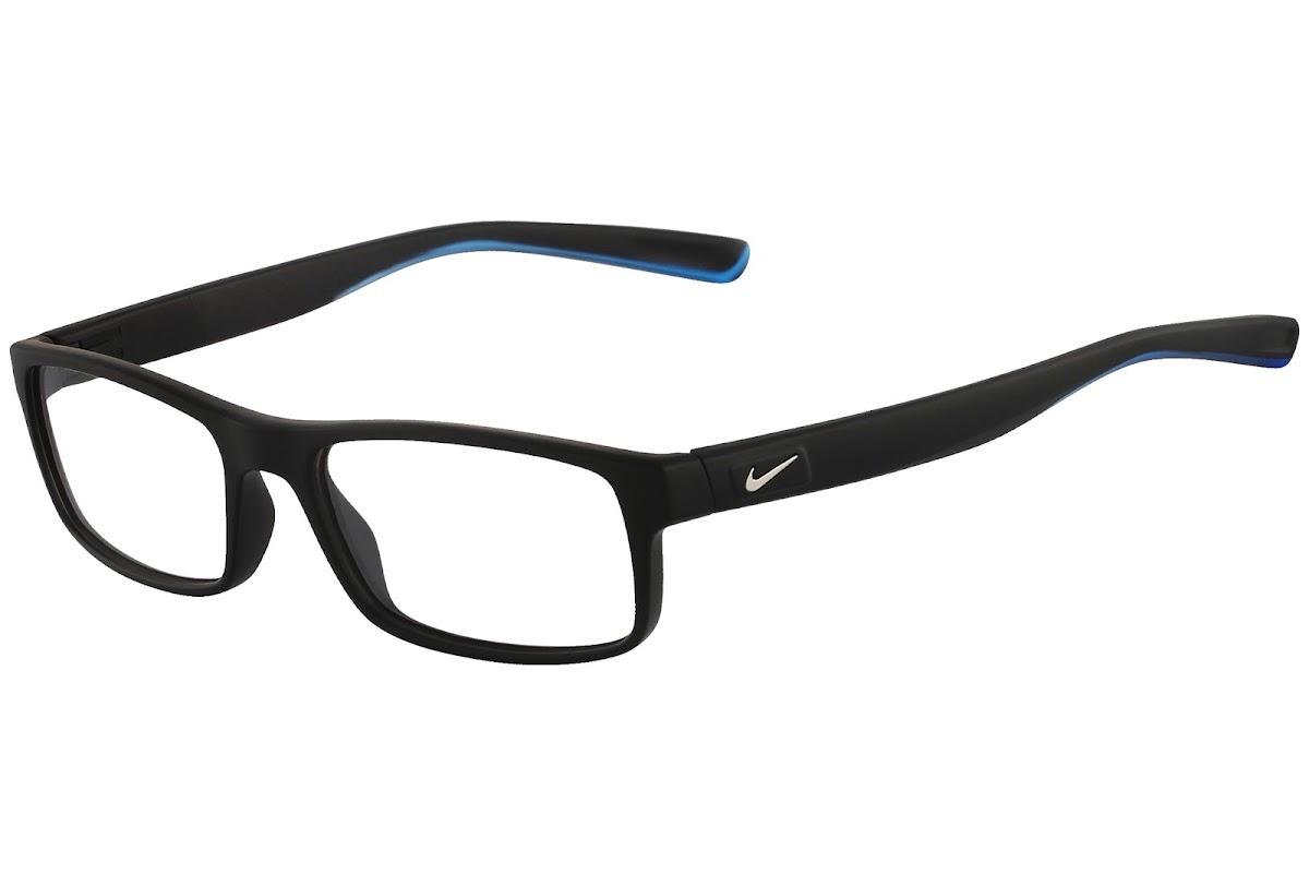 7025af5a92 Buy Nike NIKE 7090 C53 018 MATTE BLACK CRYSTAL PHOTO BLUE Frames ...