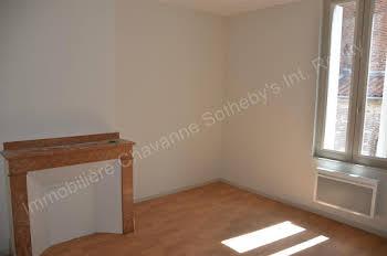 Appartement 2 pièces 54,37 m2
