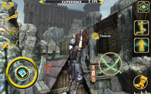 Ninja Samurai Assassin Hero IV Medieval Thief 1.1.1 Screenshots 8