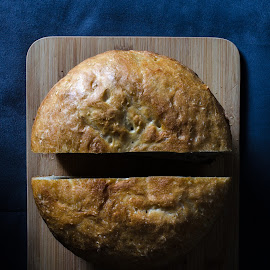 Homemade bread by Dan Ungur - Food & Drink Cooking & Baking ( bread, baking, homemade, bakery, wooden, concept, cooking, dough )