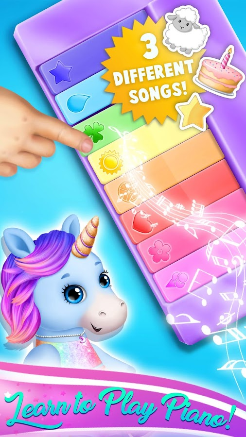Pony Sisters Pop Music Band - Play, Sing & Design- screenshot