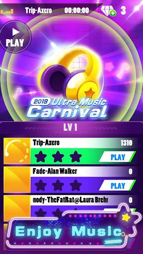 Hop Hop Music:Crazy Click Game 1.0.13 screenshots 1