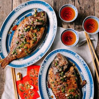 Pan-Fried Fish.