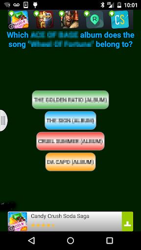 玩娛樂App|Trivia - SPM Songs Quiz免費|APP試玩
