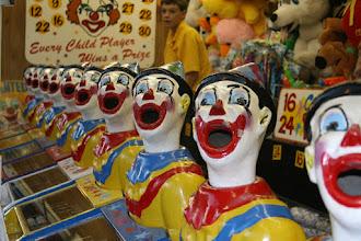 Photo: 023/366 - carnival clowns
