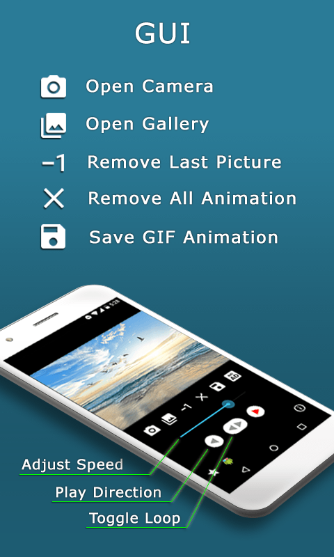 GIF Mob - Easy GIF Animation- screenshot