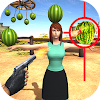 Watermelon Shooter: Jeux de tir de fruits gratuit