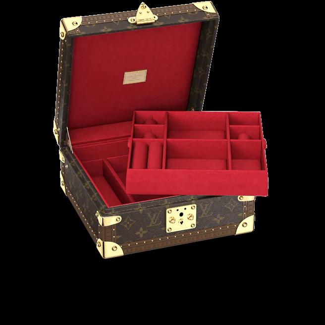 1. หีบ/กล่อง LOUIS VUITTON
