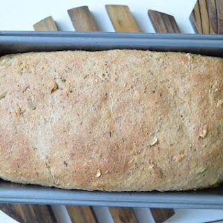 Hearty Multi-Grain Seed bread.