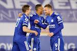 Leicester City Belgen verliezen grip op Champions League deelname