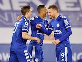 Leicester City, avec un but de Timothy Castagne, reste bien installé sur le podium