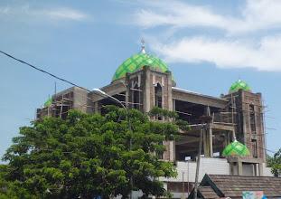 Photo: Kubah Masjid Nurul Yaqien Pa'baeng-baeng Makassar