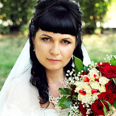 Wedding photographer Nadezhda Lukyanova (NadiL). Photo of 20.10.2016