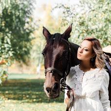 Wedding photographer Nadezhda Alekseeva (Nadiza). Photo of 28.10.2015
