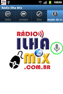 Rádio Ilha Mix- screenshot thumbnail