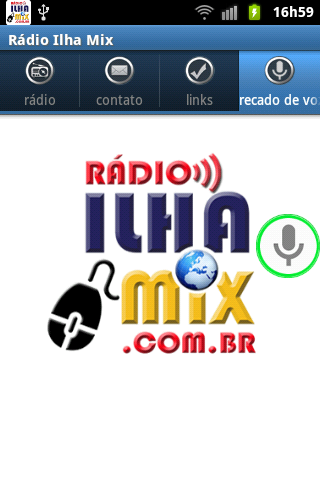 Rádio Ilha Mix- screenshot