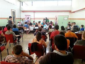Photo: Los Bandidos de la Hoya en el I.E.S Pirámide de Huesca. Educación Inclusiva
