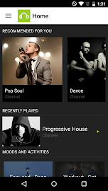 Earbits Music Discovery Radio Screenshot 1