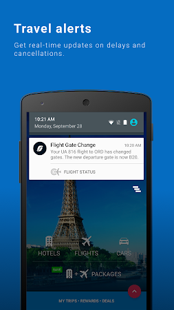 Orbitz - Flights, Hotels, Cars 6.2.1 screenshot 237011
