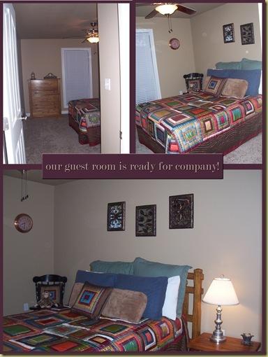 guest room copy
