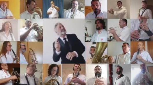 La 'Zarzuela', sexto concierto virtual de la Banda Municipal de Música