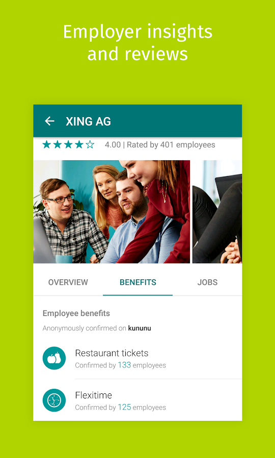 XING Jobs - Android Apps on Google Play