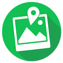 HINP: social networks on a map icon