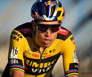 """Volgens Sarah De Bie had Wout van Aert het niet makkelijk voor zijn stage in Tenerife: """"Hij stond niet te springen om Georges achter te laten"""""""
