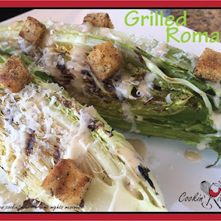 Grilled Romaine.